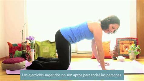 tutorial yoga en la oficina clase de yoga posturas de yoga en la oficina youtube