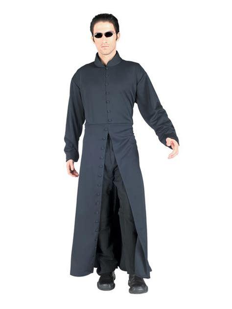 fancy dress costumes plymouth neo the matrix fancy dress costume std trenchcoat
