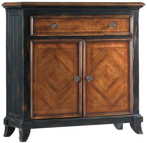 caleb 2 door accent cabinet hooker furniture wingate one two door chest