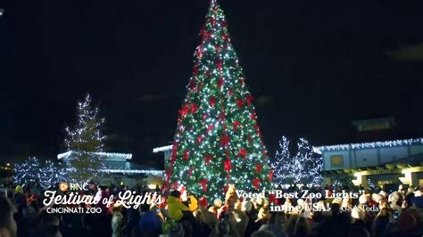 Pnc Festival Of Lights 2016 Commercial Cincinnati Zoo Cincinnati Zoo Festival Of Lights Hours