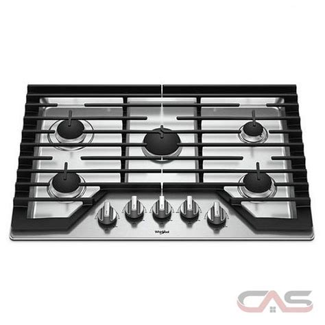 cooktops gas reviews wcg77us0hs whirlpool cooktop canada best price reviews