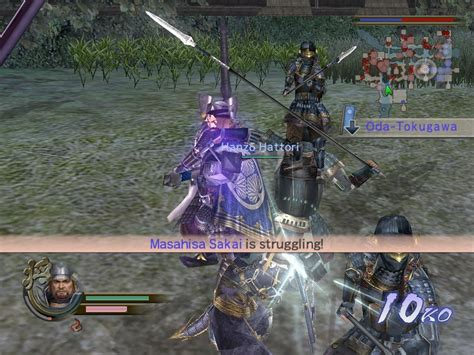 Bd Ps2 Original Samurai samurai warriors 2 pc review gamewatcher