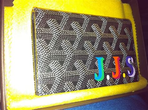 goyard tote bags personalized goyard multicolor monogram i think this might be an xmas