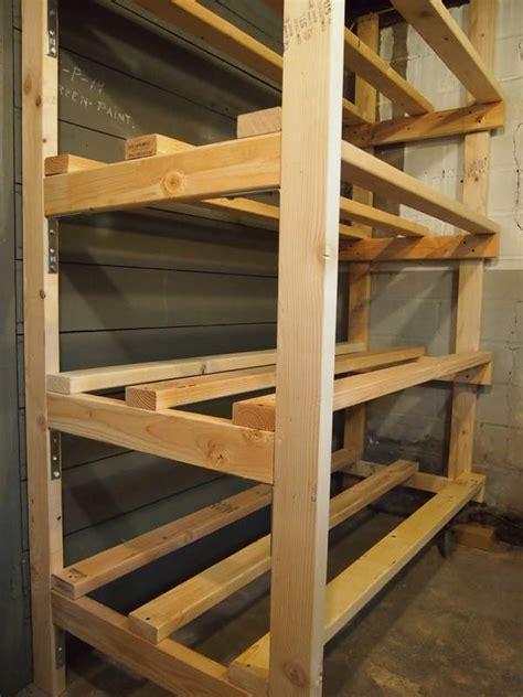 building storage racks   basement doh