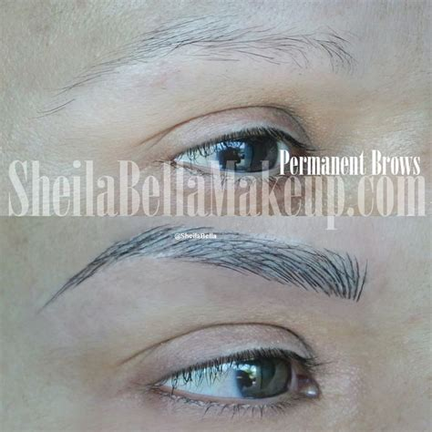 tattoo eyeliner pain 1000 images about micropigmentation for eyebrows on