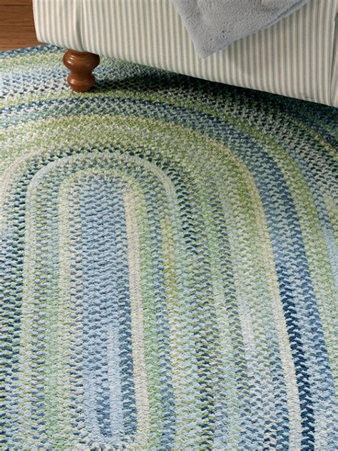 ll bean chenille braided rug 17 best images about family room on transitional seats braided rug and hearth