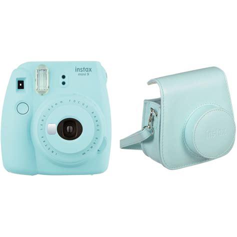 fuji polaroid instant fujifilm instax mini 9 instant with kit b h