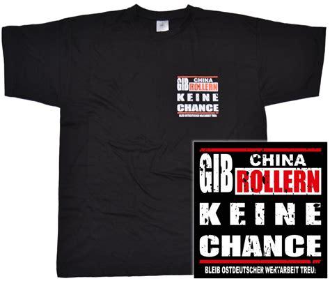 Aufkleber Ostdeutsche Wertarbeit by T Shirt Anti China Roller Klein K26 Ostzone T Shirts