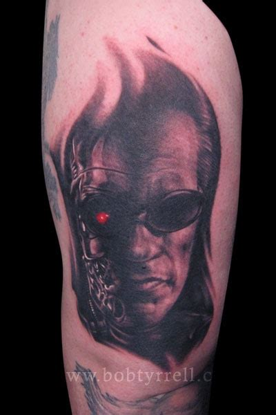 terminator tattoo terminator www imgkid the image kid