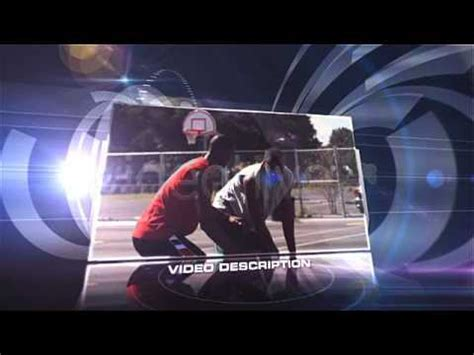 after effects sports templates free project files sports free after effects
