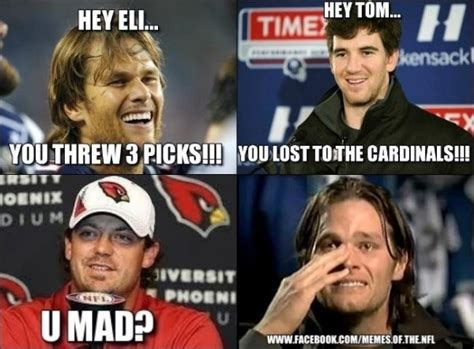 Brady Manning Memes - eli manning continues to own tom brady quotes