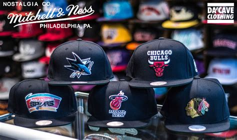 Mitchell And Ness by Mitchell Ness Da Cave Store Singapore