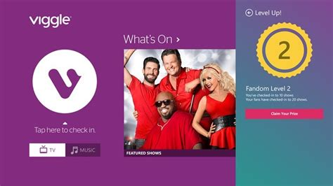 Movie Tickets Com Gift Card - viggle app for windows 8 rewards for watching tv and discovering music