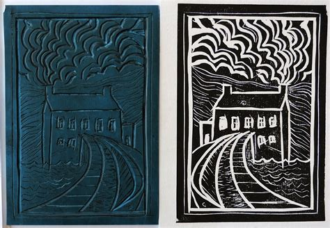 Home Design Basics a beginner s guide to lino printing craft courses