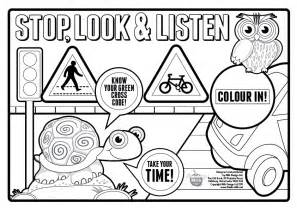 safety coloring pages safety signs coloring pages az coloring pages