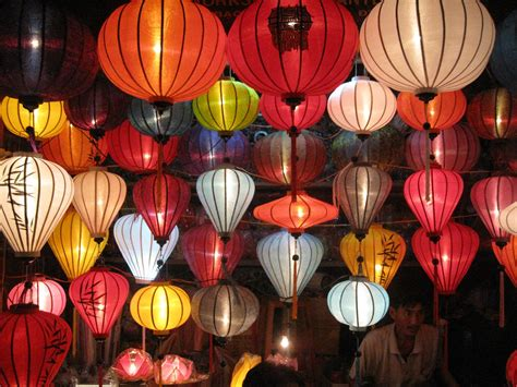 Chinese Decorations Hoi An Paper Lantern Shop Felixtriller Flickr