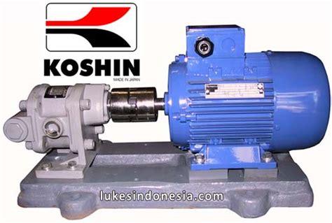 Pompa Gear Koshin koshin gear