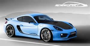 At Porsche Porsche Tuning Speedart Cayman Sp81 Cr