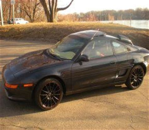 Toyota Mr2 92 Nickb 92 S 1992 Toyota Mr2 Coupe 2d In Chicopee Ma