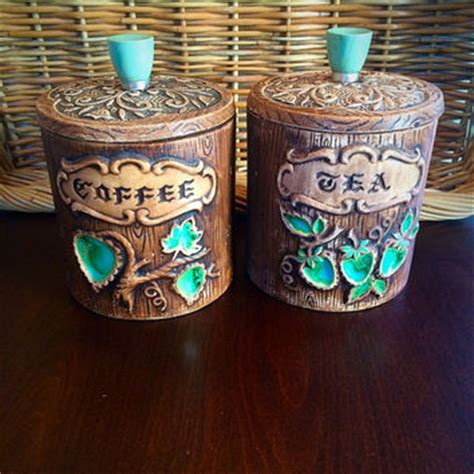 Best Tea And Coffee Canisters Products on Wanelo