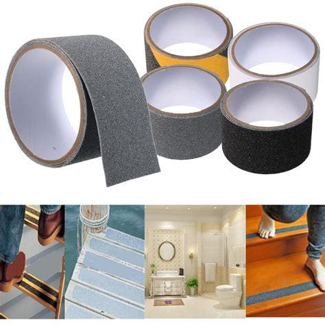 bathtub anti slip tape roll safety non skid tape anti slip tape sticker grip safe