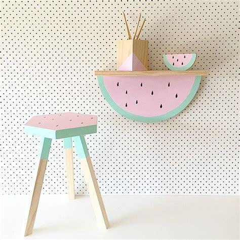 Watermelon Shelf by 25 Best Ideas About Pastel Furniture On