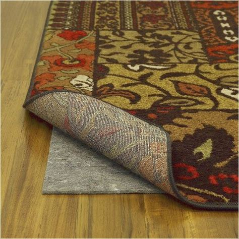 rug pads for hardwood best rug pads for hardwood floors which can be your worth interior investment homesfeed