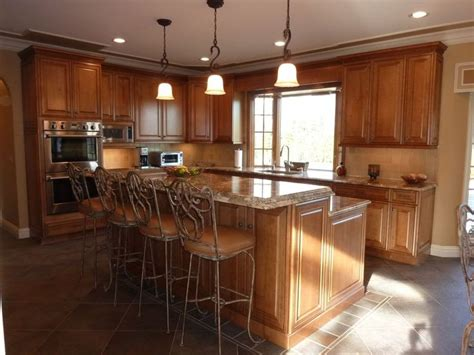 granite kitchen island with seating traditional kitchen stainless steel appliances granite