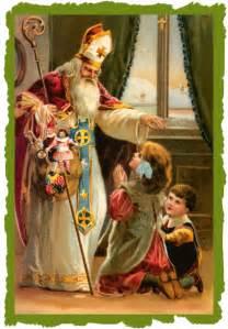 Brief history of saint nicholas st nick santa claus