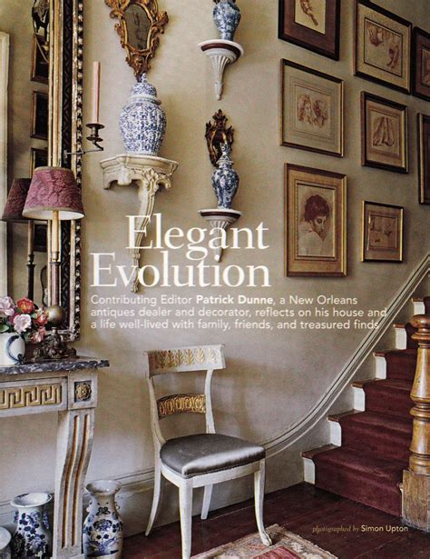 antiques dealer interior designer dunne s home