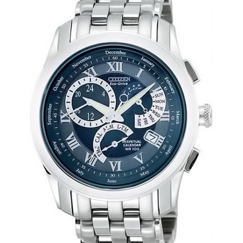 Citizen Perpetual Calendar Bl8001 Citizen Eco Drive Perpetual Calendar Watches Bl8000