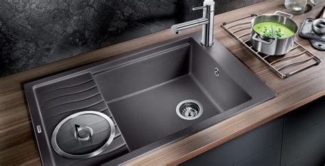 Grey Granite Kitchen Sink 17 Best Images About Blanco On Stainless Steel Sinks Taps And Kitchen Sinks