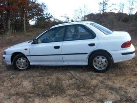 how cars work for dummies 1994 subaru impreza user handbook used 1994 subaru impreza l sedan for sale stock 3764 dealerrevs com dealer car ad 39059502