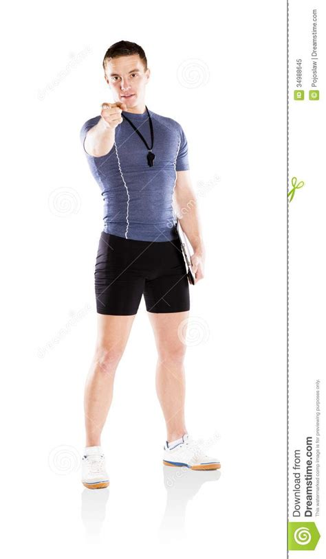 exercise couch fitness coach royalty free stock photo image 34988645