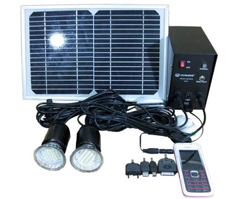 Solar Led Lighting System Solar Led Home Lighting System Indiabizclub