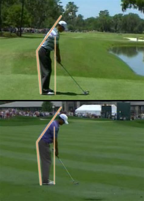 golf swing arm position david baker analysis swing check the sand trap