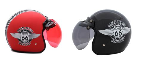 Promo Bogo Retro Biru Navy Hitam Jqcp promo jual helmet harga special blibli