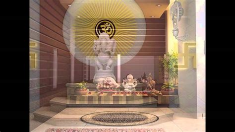home temple design idea  youtube