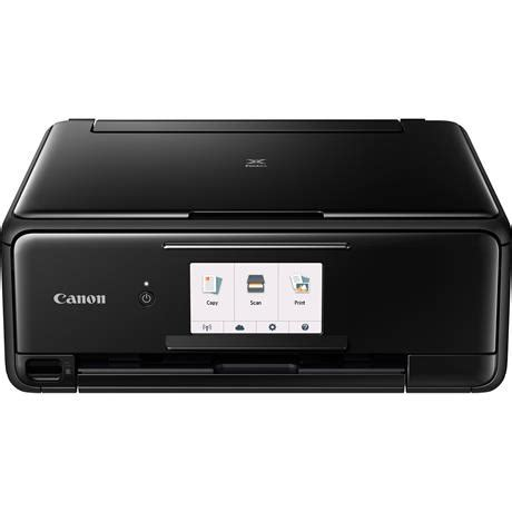 canon pixma ts8150 printer black