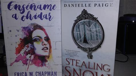 libro stealing snow perdida en un mundo de libros
