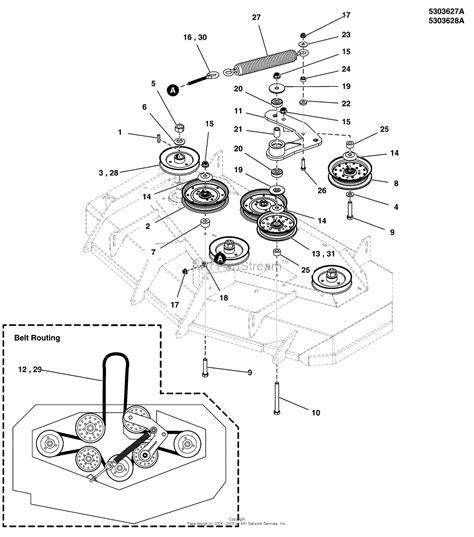 Toro Timecutter Ss4235 Zero Turn Mower Wiring Diagram