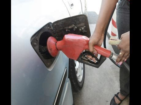 gas prices down 42 cents thursday   news   jamaica gleaner