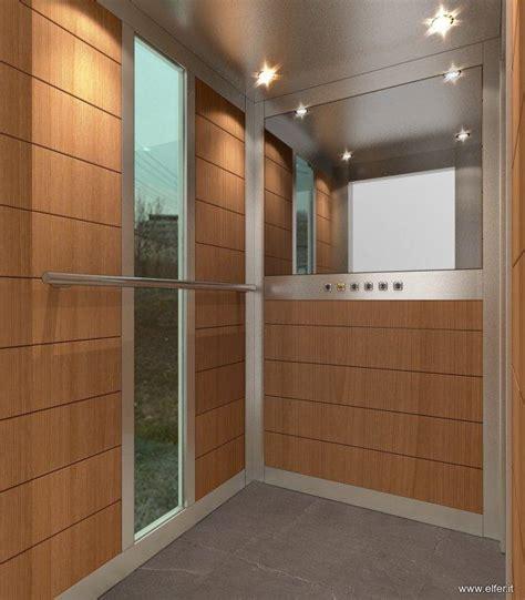 cabine in legno cabina ascensori boiserie in legno elfer