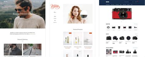 shopify themes blog the best 5 free shopify themes for every online store