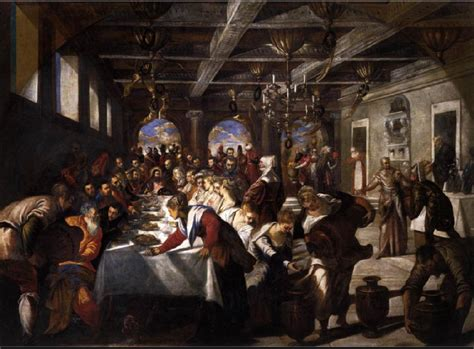 Wedding At Cana Explanation by What Explains The Visual Style Of Noir The