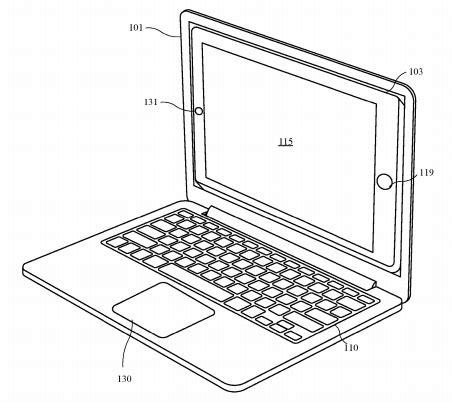 apple working on iphone powered hybrid macbook? | redmond pie