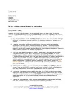 Parole Petition Letter Sle Offer Letter With Probation Period Sle Request Letter For Confirmation After