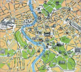 Rome Italy Map by Map Of Rome Rome Maps Mapsof Net