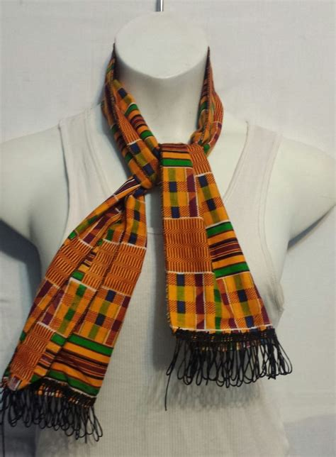 where would i find an african sage scarf african kente cloth neck head scarf scarves tie wrap