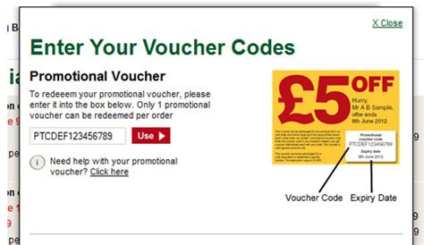 voucher codes help with voucher codes thompson
